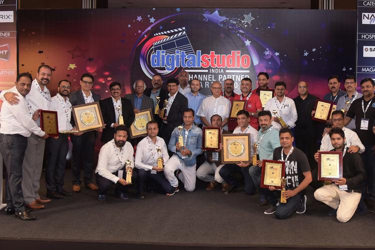 3rd Annual Digital Studio India Awards 2018