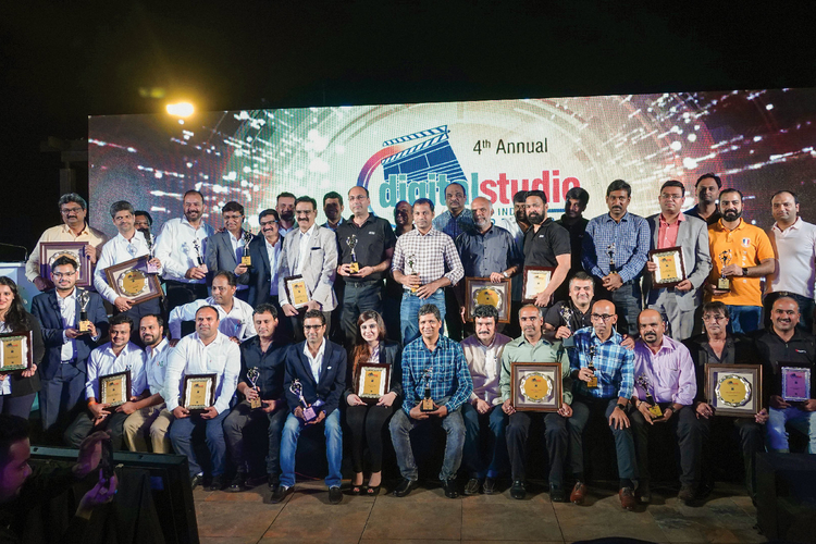 4th Annual Digital Studio India Awards 2019