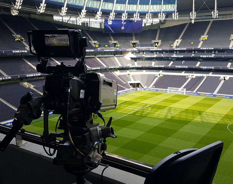 Argosy supports TTL Video at UK Premier League football clubs