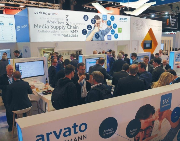 Arvato Systems to showcase AI-based forecasting at IBC2019
