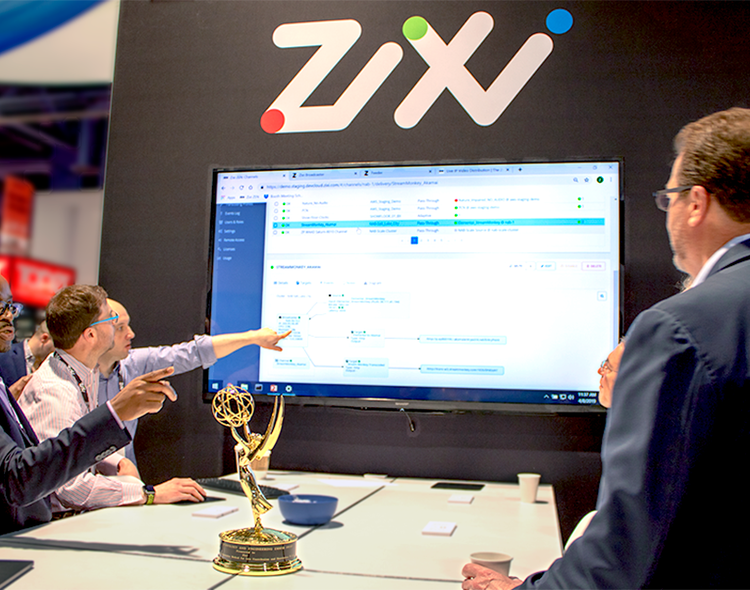 ZIxi to demonstrate IP broadcast tools at IBC2019