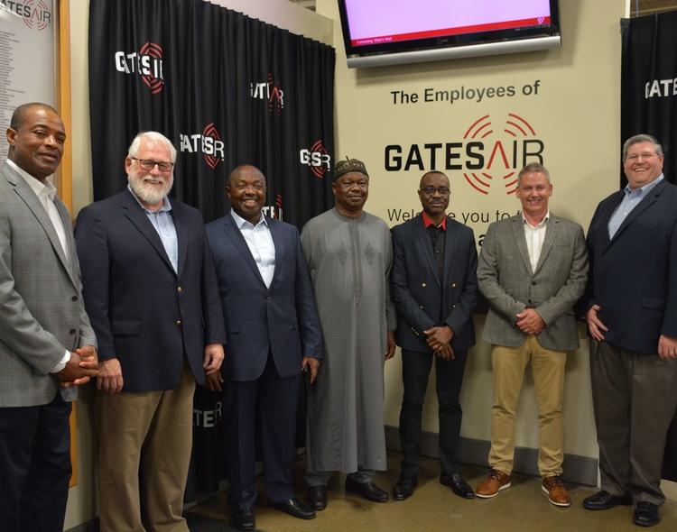 GatesAir and Pinnacle Communications accelerate Nigerian digital switchover initiative