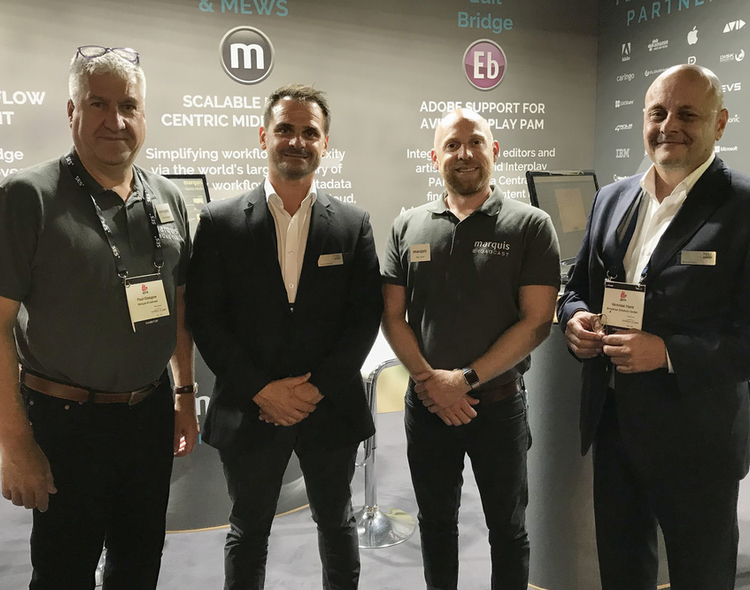 Marquis Broadcast partners with Broadcast Solutions