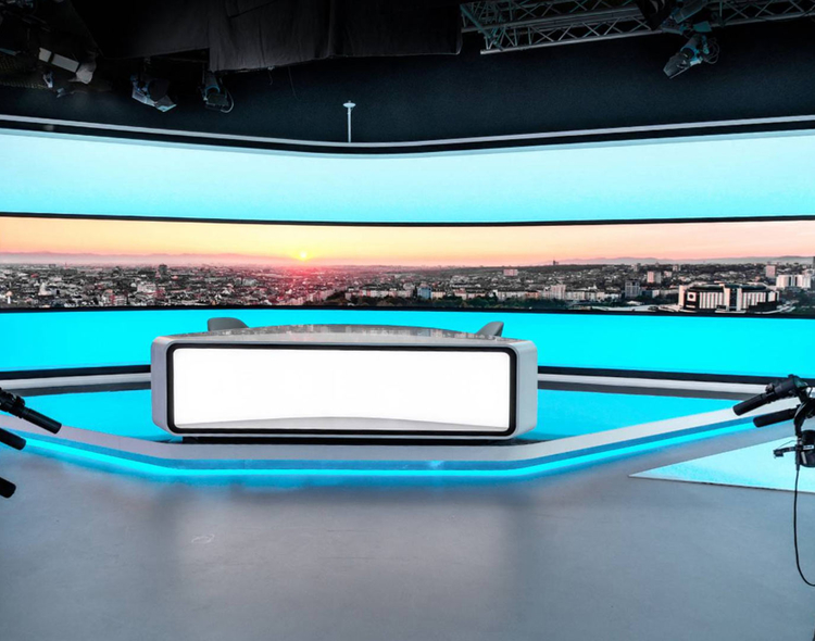 Bulgaria's bTV Media Group Selects Autoscript and Vinten for Futuristic News Studio