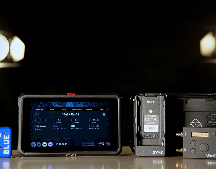 Atomos' Acquisition of Timecode Systems Makes Effortless Collaborative Filmmaking an On-Set Reality