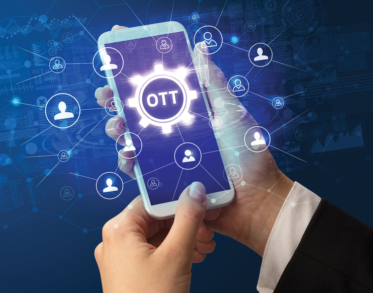 OTT: THE DISRUPTOR