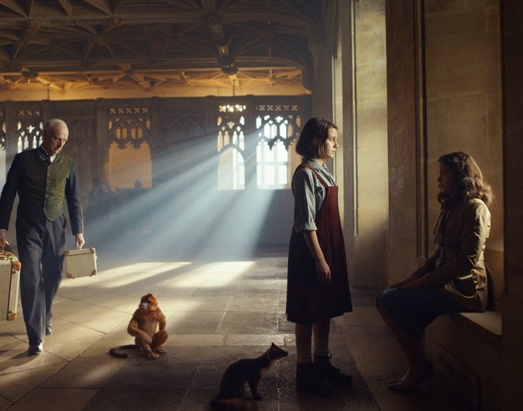 Technicolor uses Baselight to create light and shade in His Dark Materials