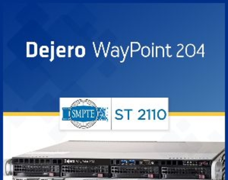Dejero to Showcase Field Contribution, Content Distribution, and Connectivity Solutions at 2020 NAB Show