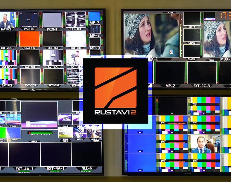 Georgian TV Broadcaster Rustavi 2 Chooses PlayBox Neo Channel-in-a-Box
