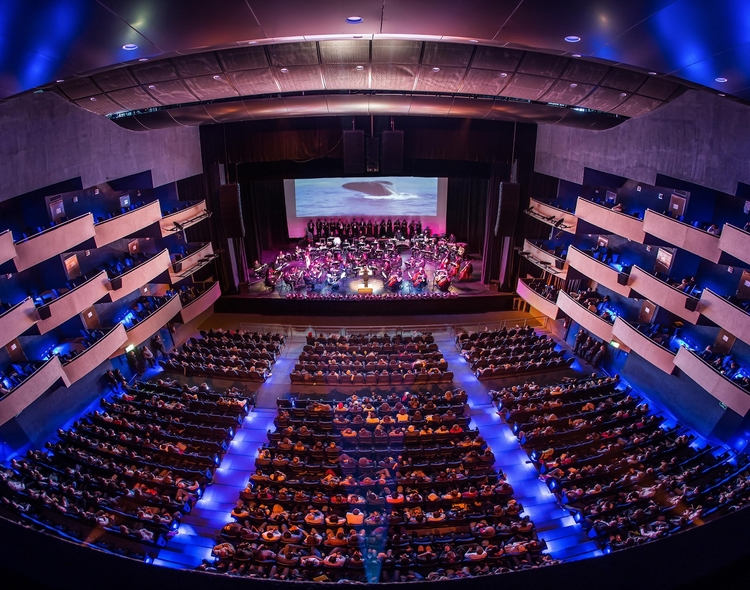Teatro Diana Upgrades to Riedel Bolero Wireless Intercom
