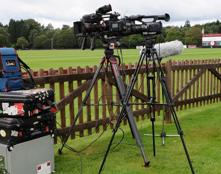 Cartier Queen's Cup 2020 Polo Tournament is the First Multi-Camera Sports Production Using LiveU's LU800