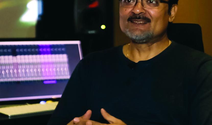 Audio & Sound, Bajirao Mastani, Bishwadeep Chatterjee, Features, Industry Leaders, Interviews, Sound Designer, Special Reports, Top