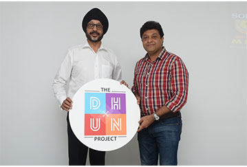 NP Singh, Sony MIX, Sony Pictures Network, The Dhun Project', News