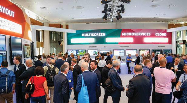 IBC, Ibc showcase, Amsterdam, Event, Technology, Broadcast, Media, Exhibitor