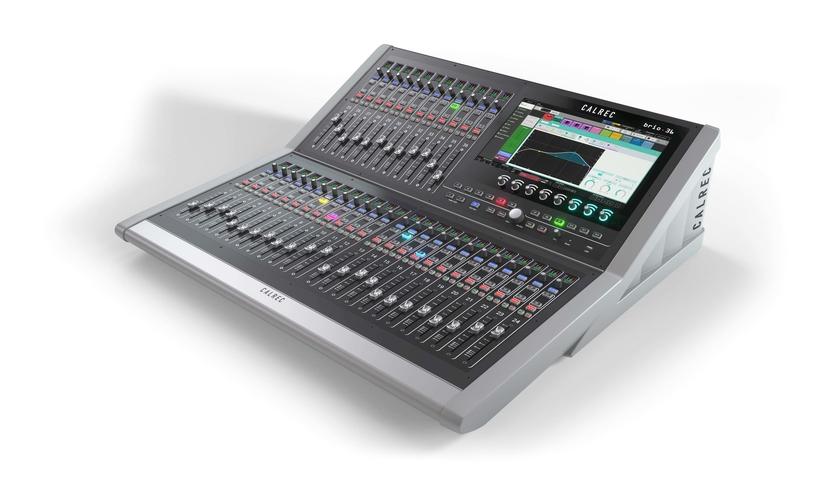 Audio, Broadcast, Calrec, Console, Japan, Mixing, News, International News