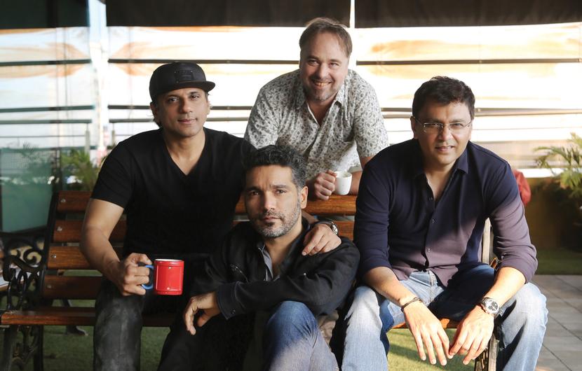 Shahrukh khan, Zero, Red chillies, Keitan Yadav, Haresh Hingorani, Manu Anand, Ken metzker, VFX, Visual effects, Colourist, Grading, 3D, Super techno, Graphics, Movie, Bollywood, Cinema, Techno dolly