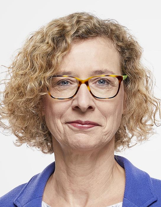 Claudia Nowak, CFO, Lawo