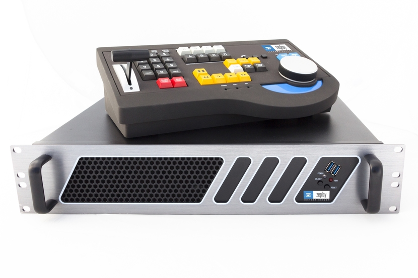 The ZEPLAY R7 server and controller
