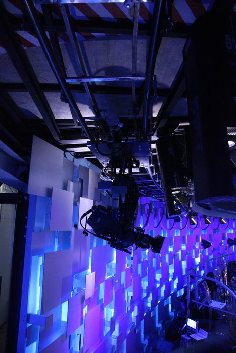 Vinten ceiling track