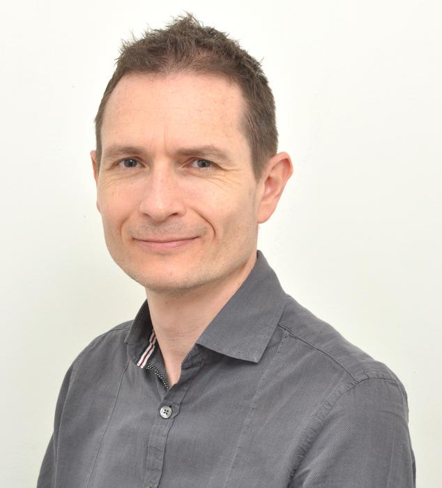 Jerome Blanc, EVP, Compression Products, Anevia