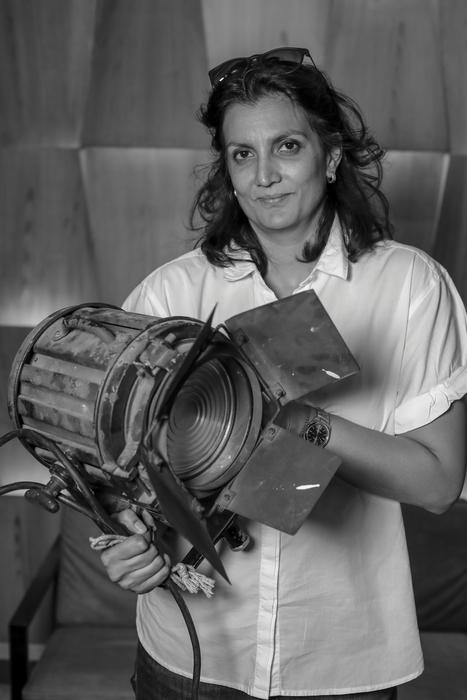 Priya Seth, one of the few female cinematographers in India