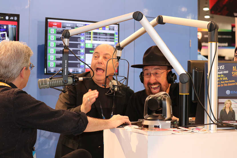 Podcasting at NAB Show 2019