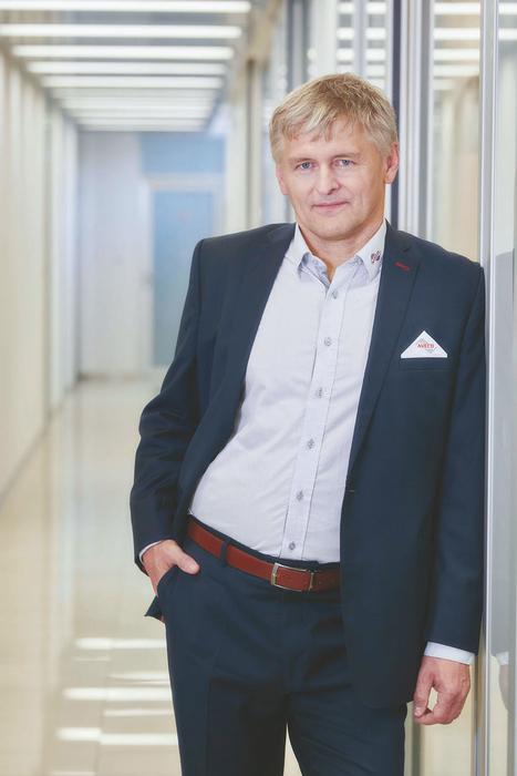 Pavel Potuzak, CEO, Aveco