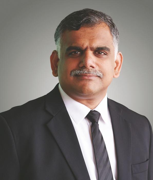 Ramki Sankaranarayanan, founder & global CEO, Prime Focus Technologies