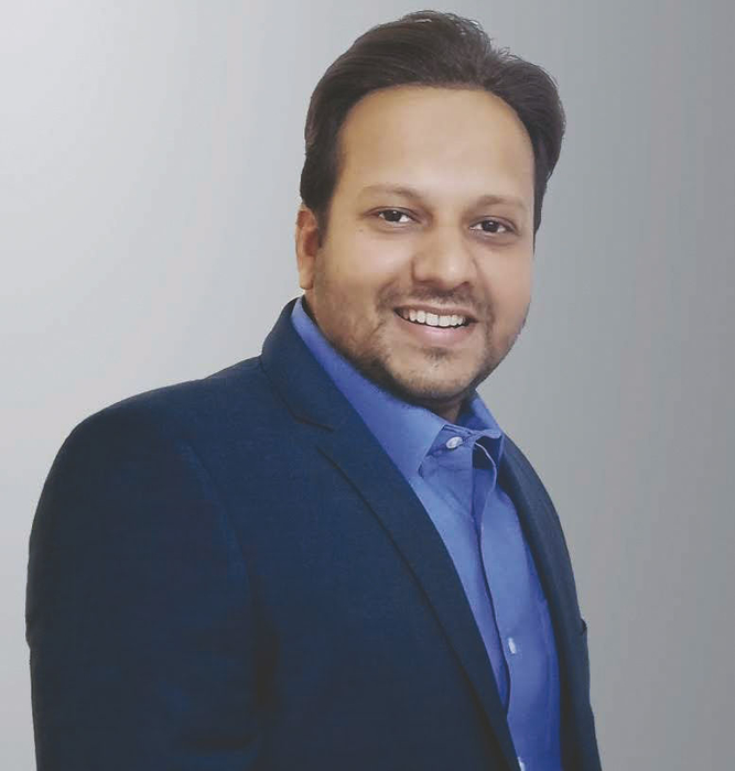 Nikhil Morey, founder, Tono Systems; director, AV Xplore