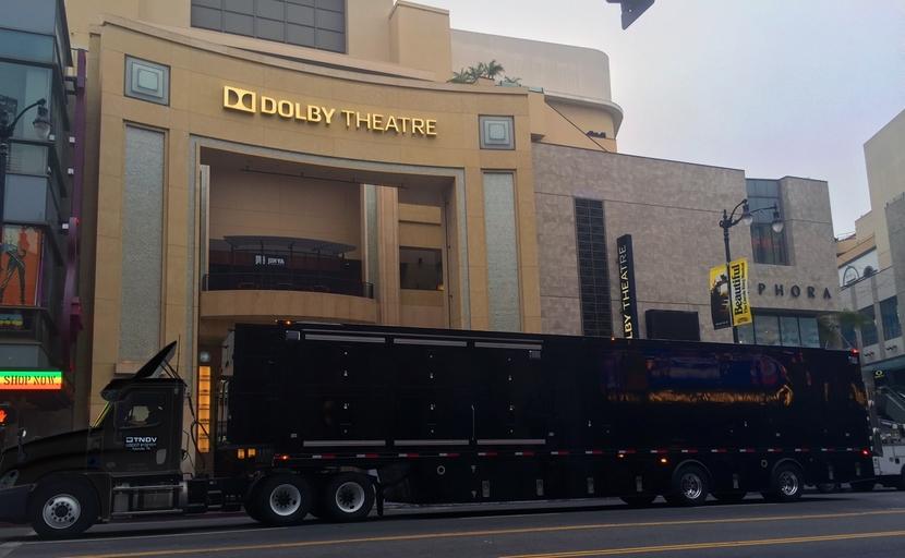 TNDV Dolby theatre