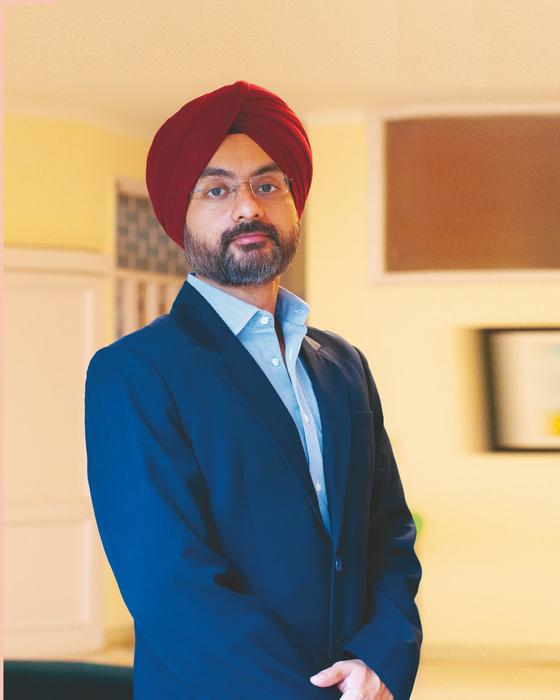 Kawaljit Singh Bedi, group CTO and product officer, NDTV