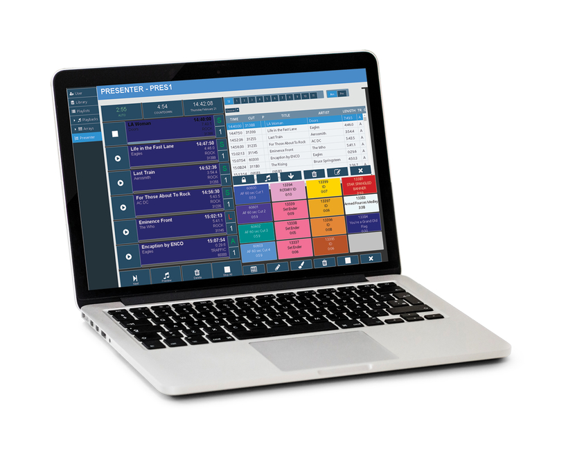 ENCO's cloud-based radio automation disaster recovery tool