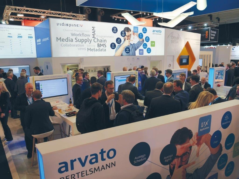 Arvato systems, IBC, Broadcast, IABM, Awards, Artificial intelligence, Ai, TV, Forecast, Ibc2019, Amsterdam