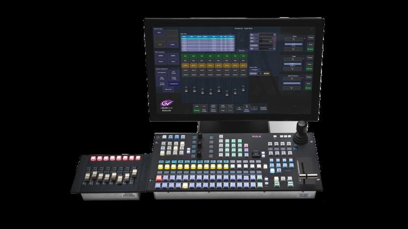 Kula AV system