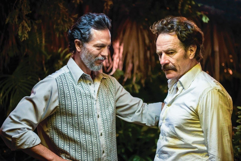 A still from 'The Infiltrator'