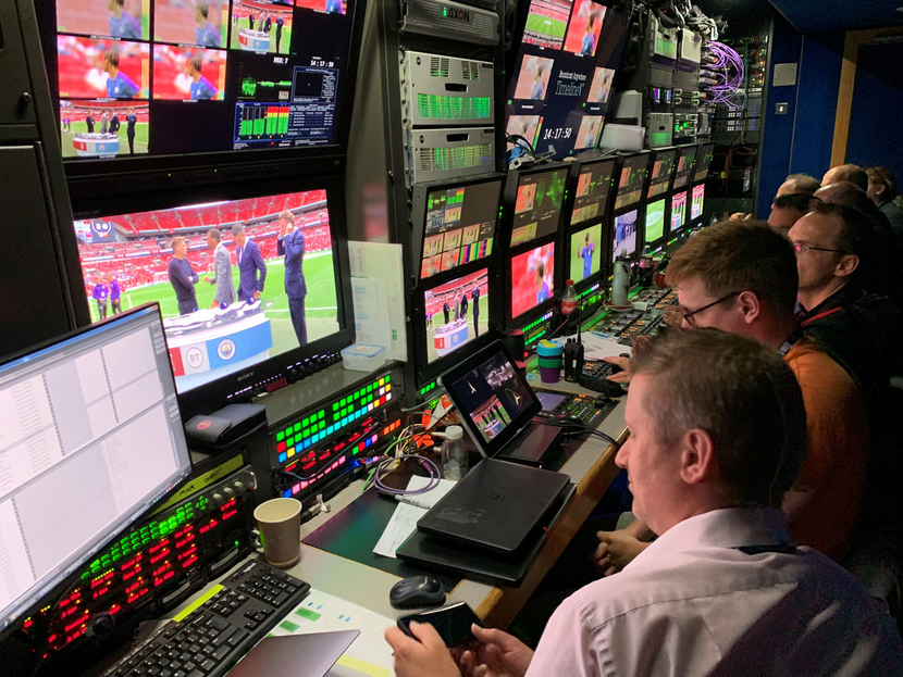 PHABRIX, Rasterizer, IBC, Ibc2019, Amsterdam, Broadcast, Media, Production, Technology, Bt sport, Bt sport ultimate, Launch, Test, Measurement, Sports, Uefa champions league, Rugby, Challenge cup, Monitoring, Analysis, Fa cup, Wcg, Wide colour gamut, HDR, Sdr, UHD