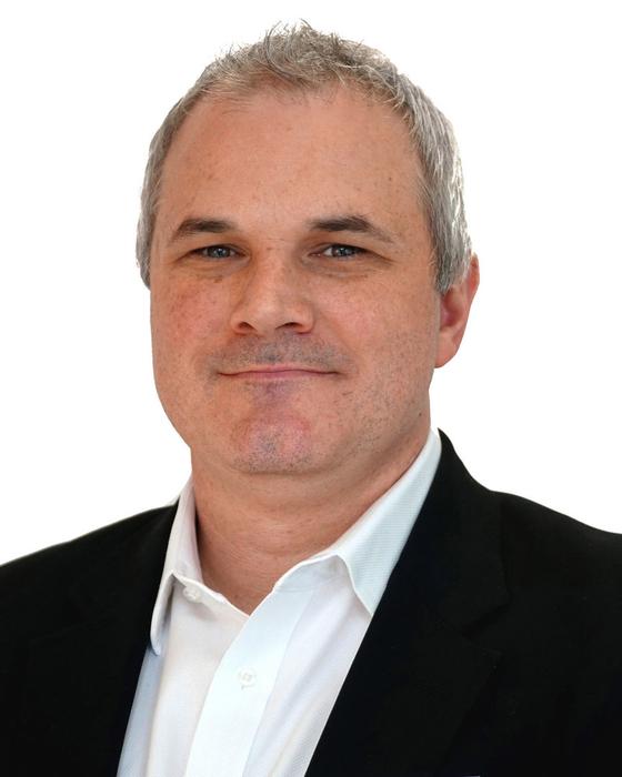 Tim Shoulders, president, Grass Valley
