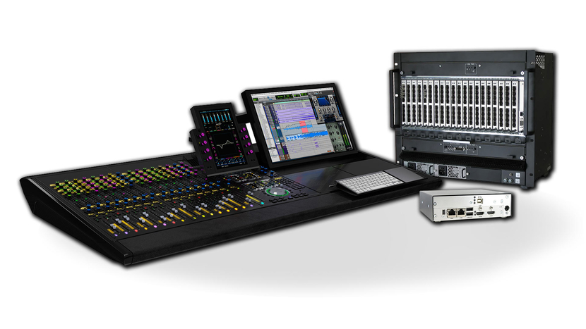 Avid Pro Tools | S6 With IHSE USA's Network KVM Solution