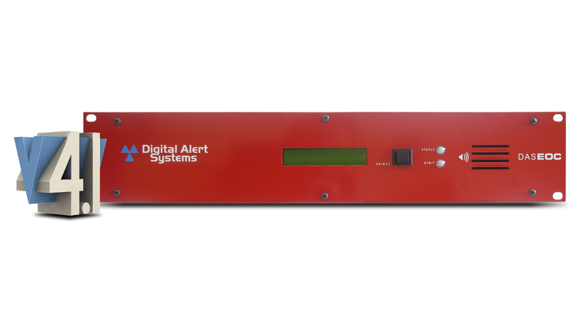 The DASEOC Integrated CAP+IPAWS Origination System from Digital Alert Systems