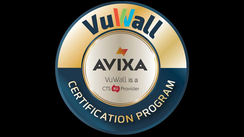 Vuwall, CTS, CTS Certification  Training  Program, Paul Vander Plaetse, VuWall Certified Specialist training program, VuWall Designer, VuWall Field Technician, VuWall Service Specialist, Stuttgart, AVIXA