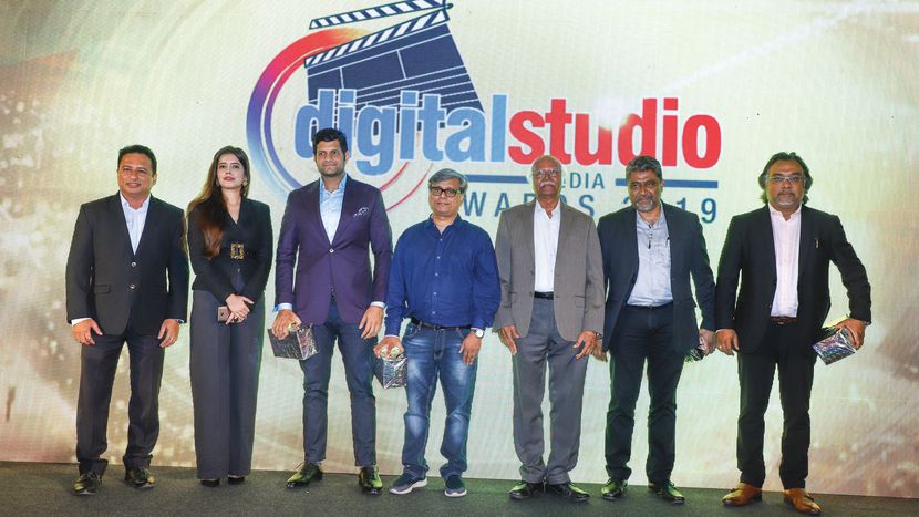 Editor's Choice Rising Star awa, Anant Roongta, Famous Studios, Hall of Fame, Gowrishankar, Prime Focus Limited, CDM Technologies & Solutions, Cineom Broadcast India Ltd, National Distributor, ARK Infosolutions, Pooja Electronics, Indian cinema, Kamalakar Rao