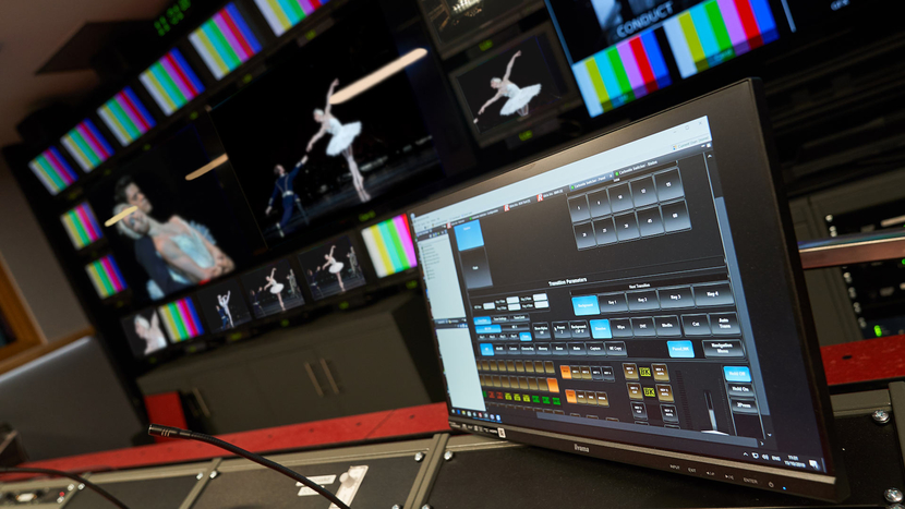 Megahertz recently completed a UHD/HDR production facility upgrade at the Royal Opera House (ROH) in London's Covent Garden
