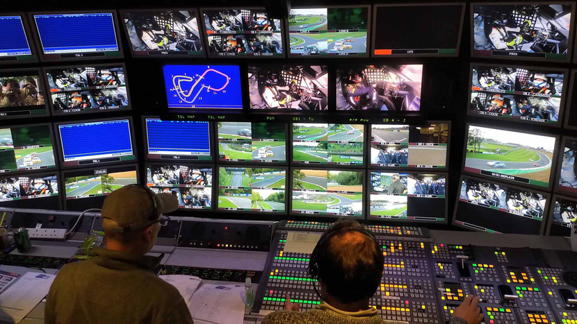 Videosys, Videosys Broadcast, Cloudbass, Digital Transmitter Systems, 4K Digital Transmitter Systems, Videosys Camera Control system, SKY Boxing, BT Speedway, British Touring Cars, ITV Sport, The Lord Mayor's Show, BBC Events, Cloudbass Outside Broadcast, Michael Beaumont, Colin Tomlin, AEON-CC