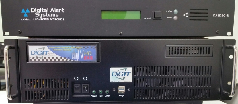 A first look at ChyTV HD-EAS, the advanced emergency information display solution from Digital Alert Systems and DigIt Signage Technologies.