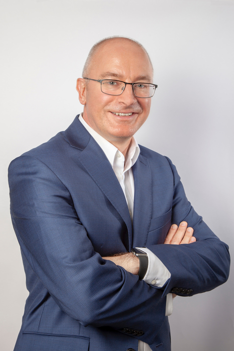 Head shot for Alan Young, chief technology officer and head of strategy at LTN Global