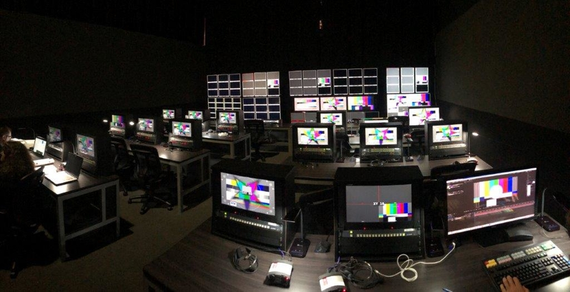 MediorNet, Routing, Truck, Production, Touring video inc, TV, Control room, Ob truck, Sports, Esports, Ethernet, Madi port
