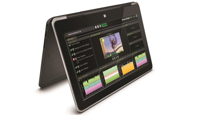 Triveni Digital StreamScope® XM Verifier for ATSC 3.0