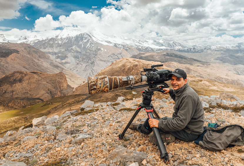 Praveen Singh, On the Brink, Natural History filmmaking, Montana State University, Sciences Foundation College TV Awards, Academy of Television Arts, Indian Leopards, Wildlife documentaries, Wildlife programs