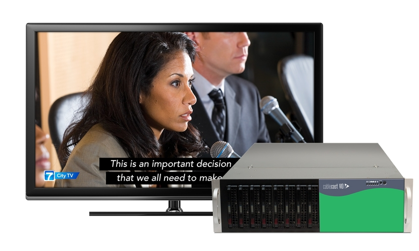 Cablecast, Cablecast Software, Cablecast Community Media, Broadcast automation, Secure Socket Layer, While Cablecast Flex, Broadcast-specific, Cablecast CG