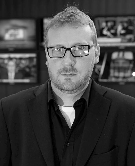 Simon Eldridge, Chief Product Officer
